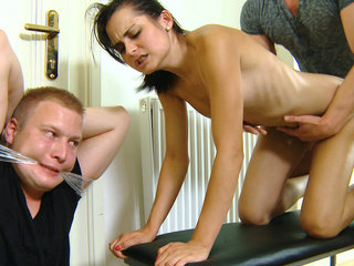 Squirted and made a hotwife