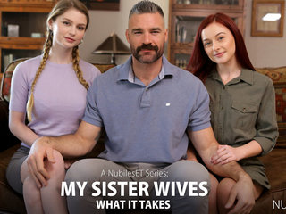 My Sister Wives What It Takes